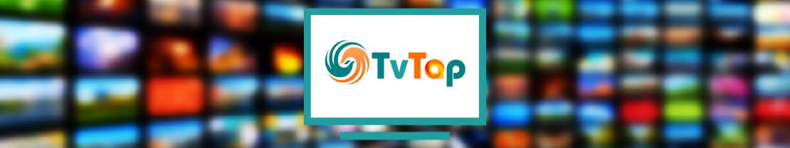 Logo Header TVTap